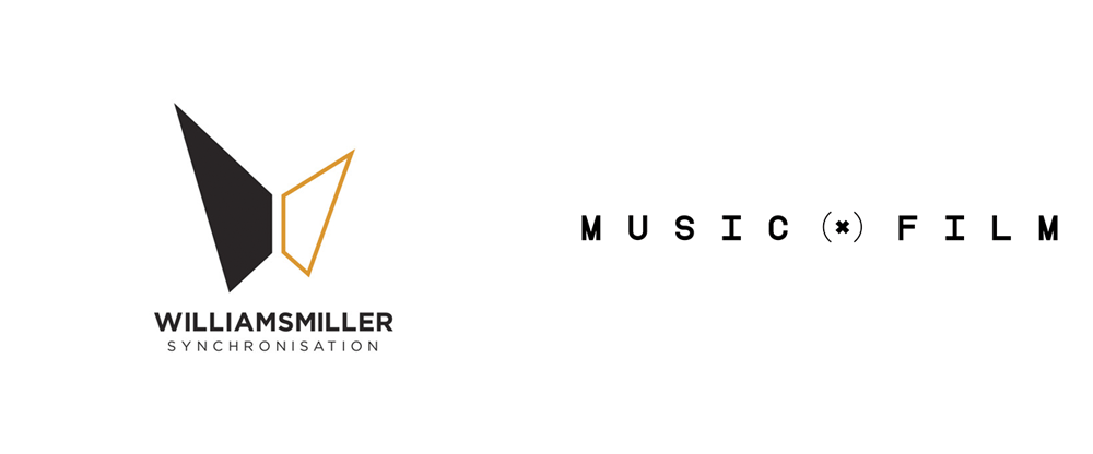New Logo and Identity for Music X Film by Ahoy