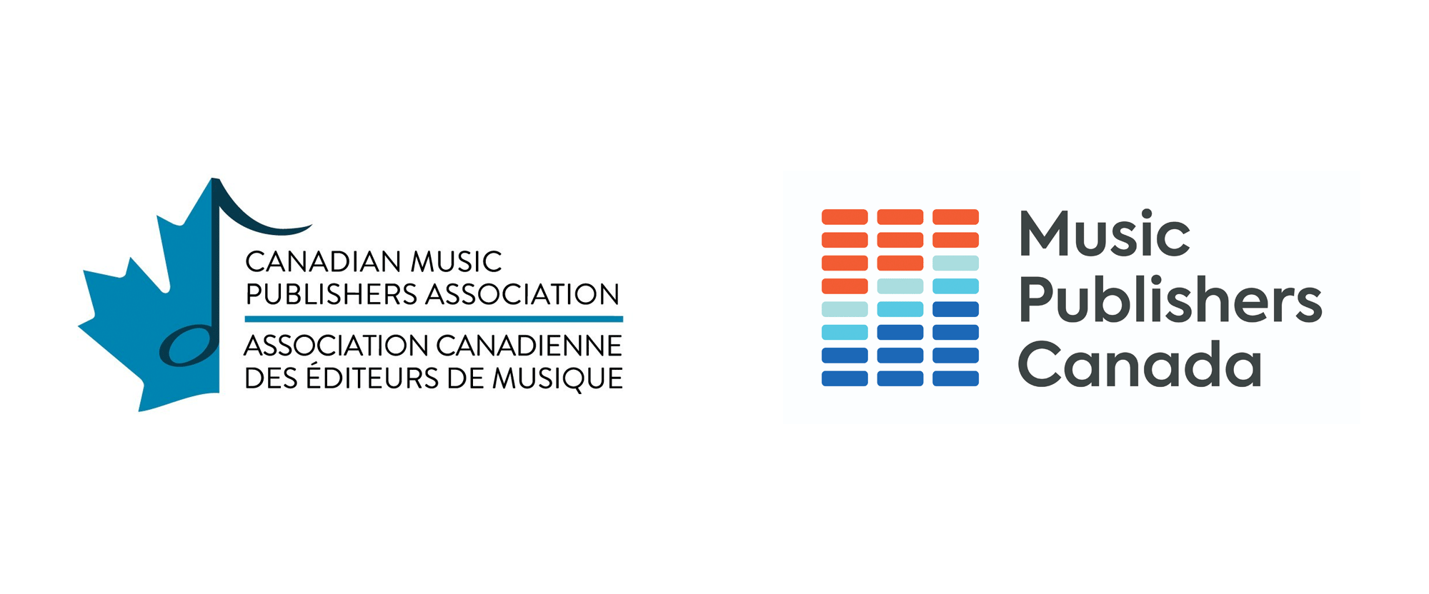 New Name and Logo for Music Publishers Canada