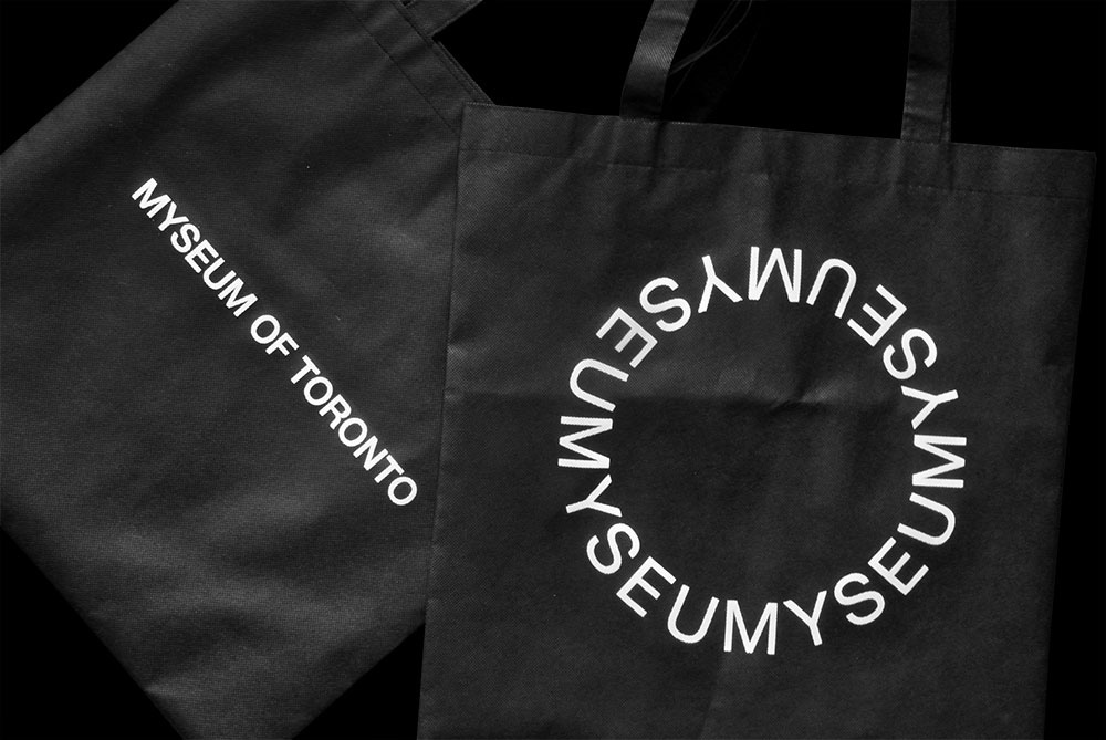 New Name, Logo, and Identity for Myseum of Toronto by Interbrand