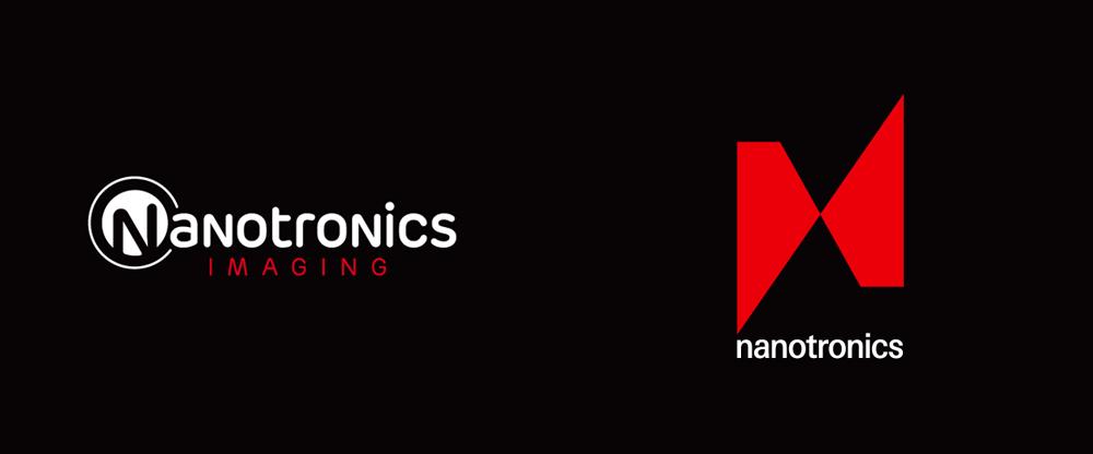 New Logo for Nanotronics by Chermayeff & Geismar & Haviv