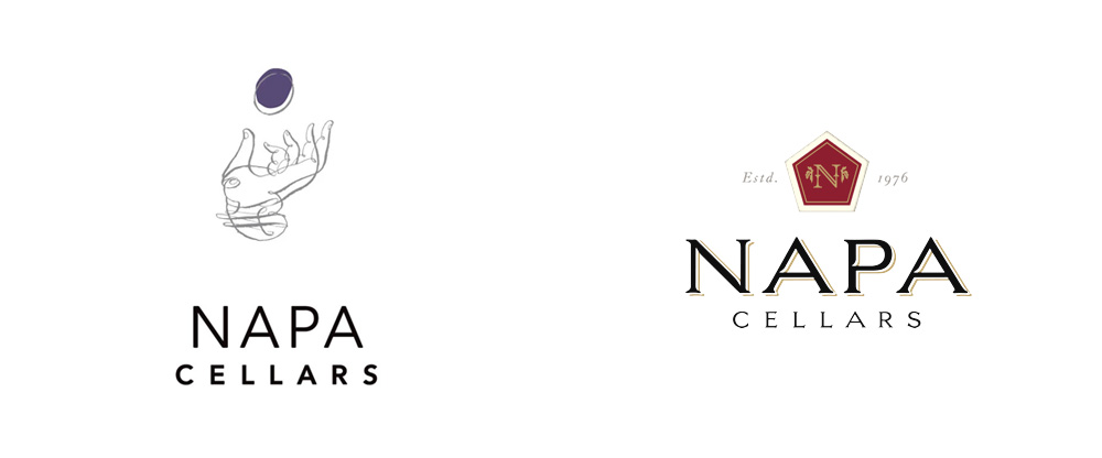 New Logo for Napa Cellars