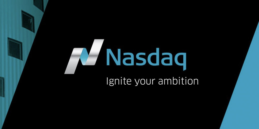 New Logo for Nasdaq