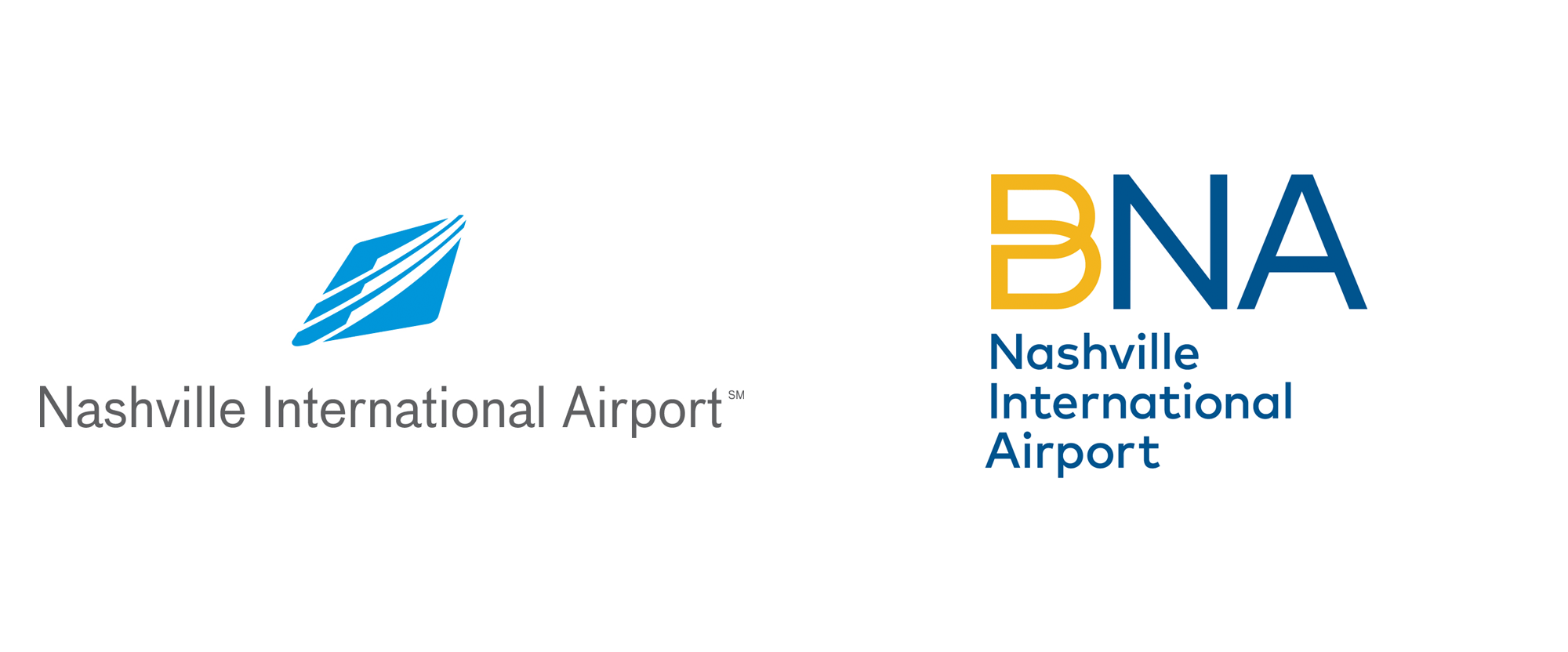 New Logo for Nashville International Airport