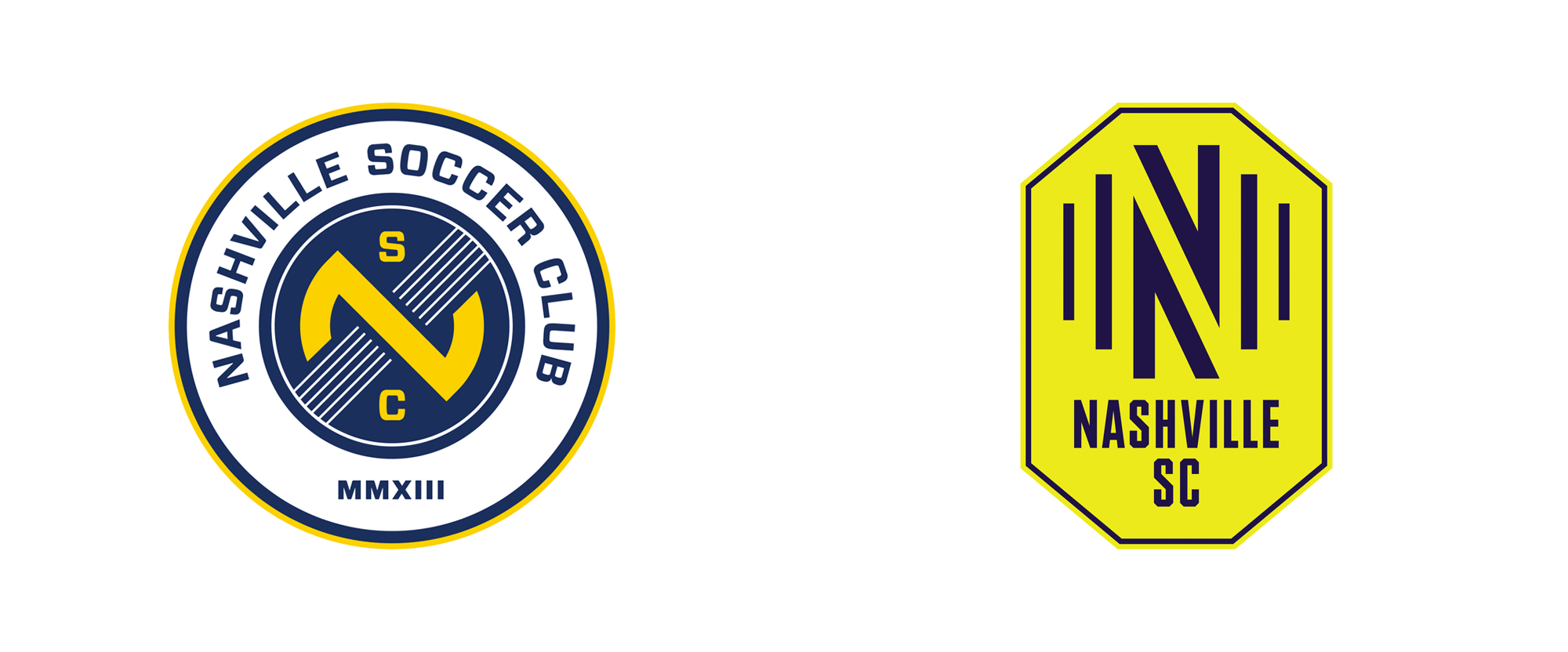 New Logo for Nashville SC