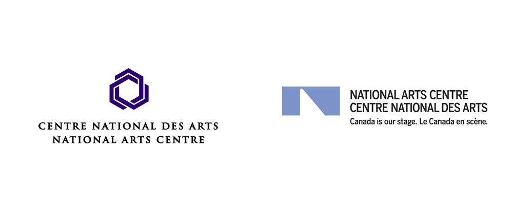 New Logo for National Arts Centre by Scott Thornley + Company