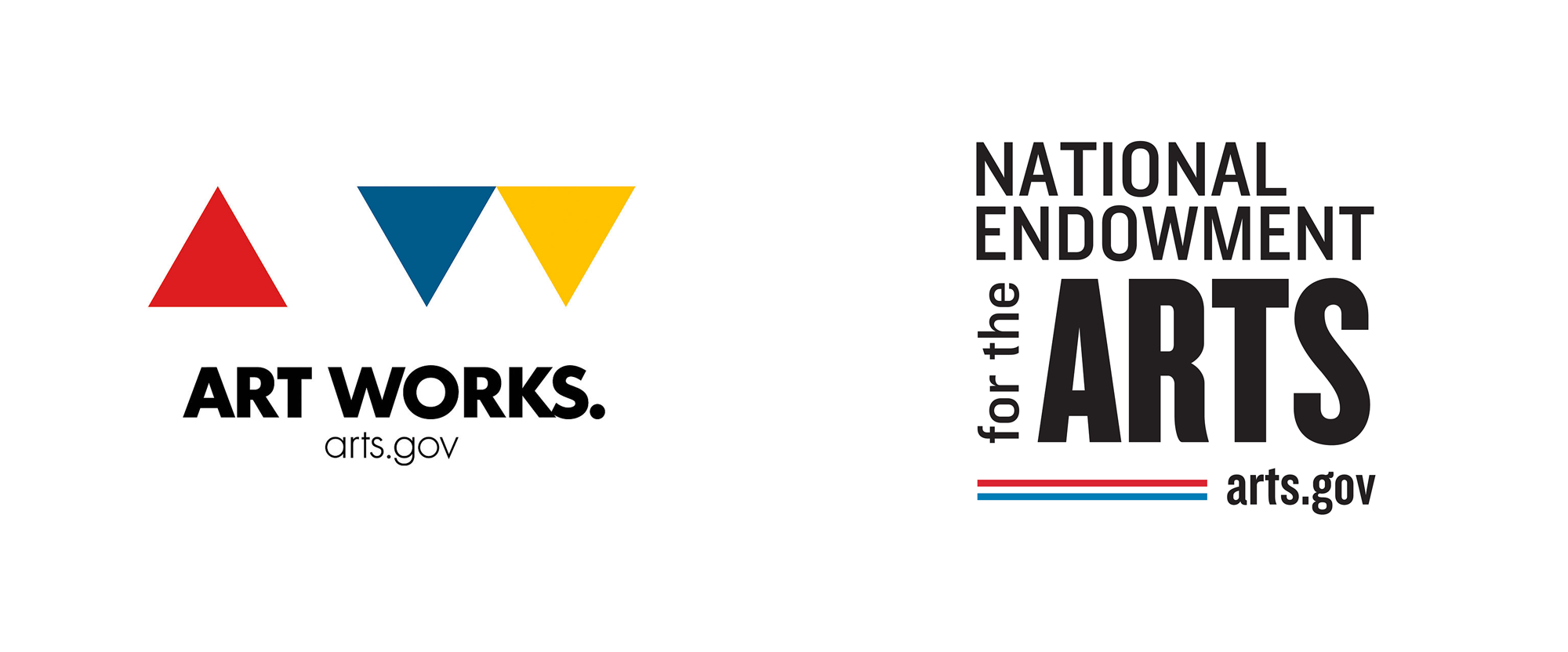 New Logo for National Endowment for the Arts done In-house