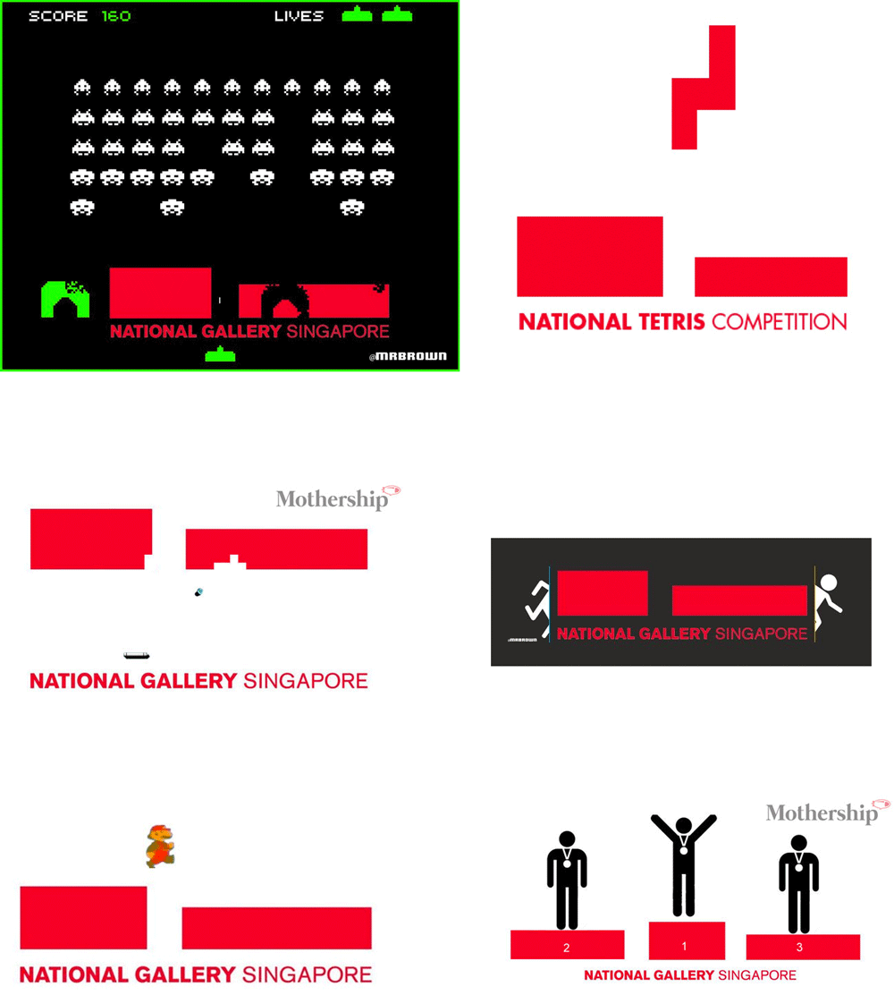 New Logo for National Gallery Singapore