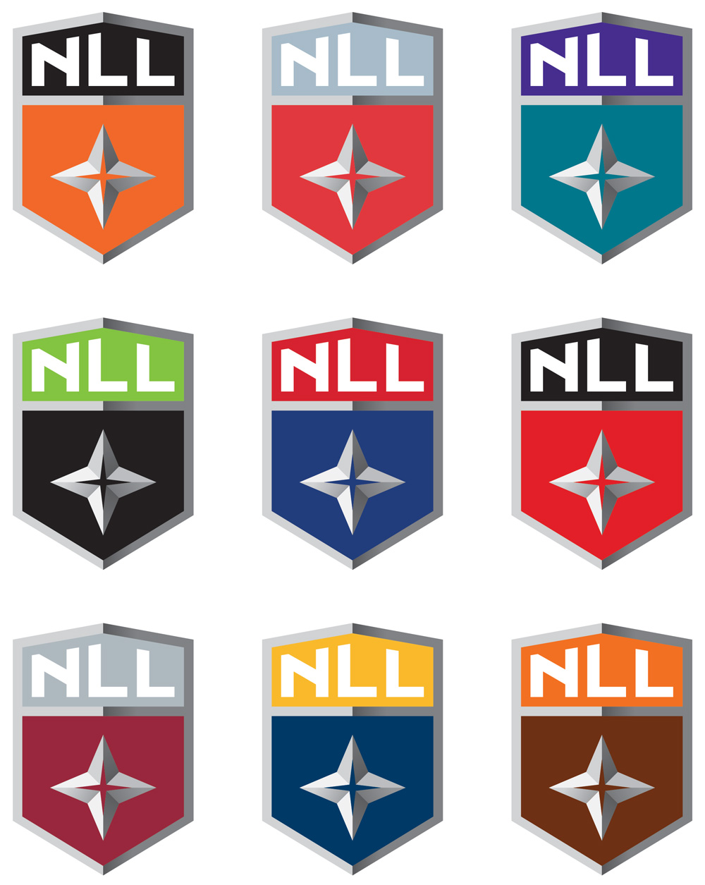 New Logo for National Lacrosse League by Brownstein Group