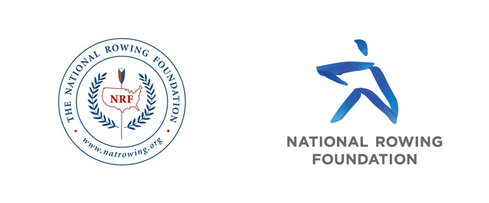 New Logo for the National Rowing Foundation by Infinia Group