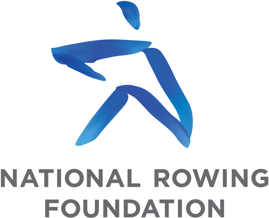 Brand new logo for the national rowing foundation by