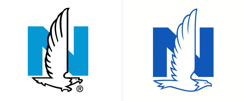 New Logo for Nationwide by Chermayeff & Geismar & Haviv