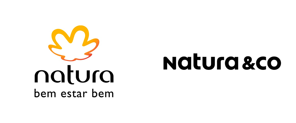 New Logo and Identity for Natura &Co by Interbrand