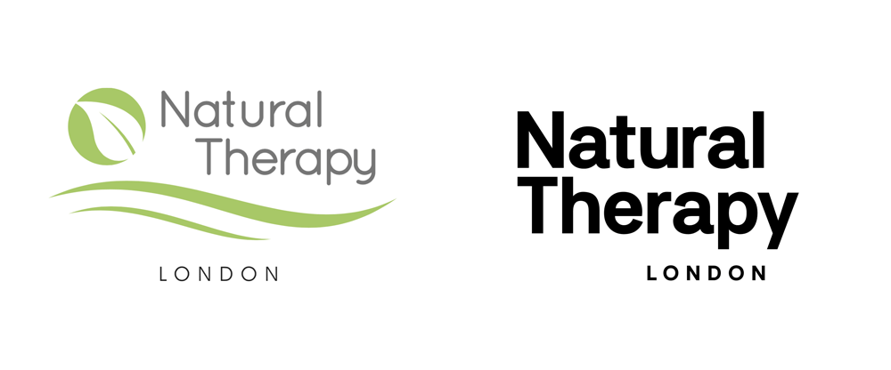 New Logo and Packaging for Natural Therapy London by BGN