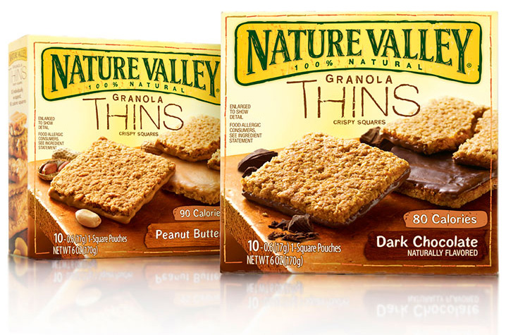 New Logo and Packaging for Nature Valley by Brand Image