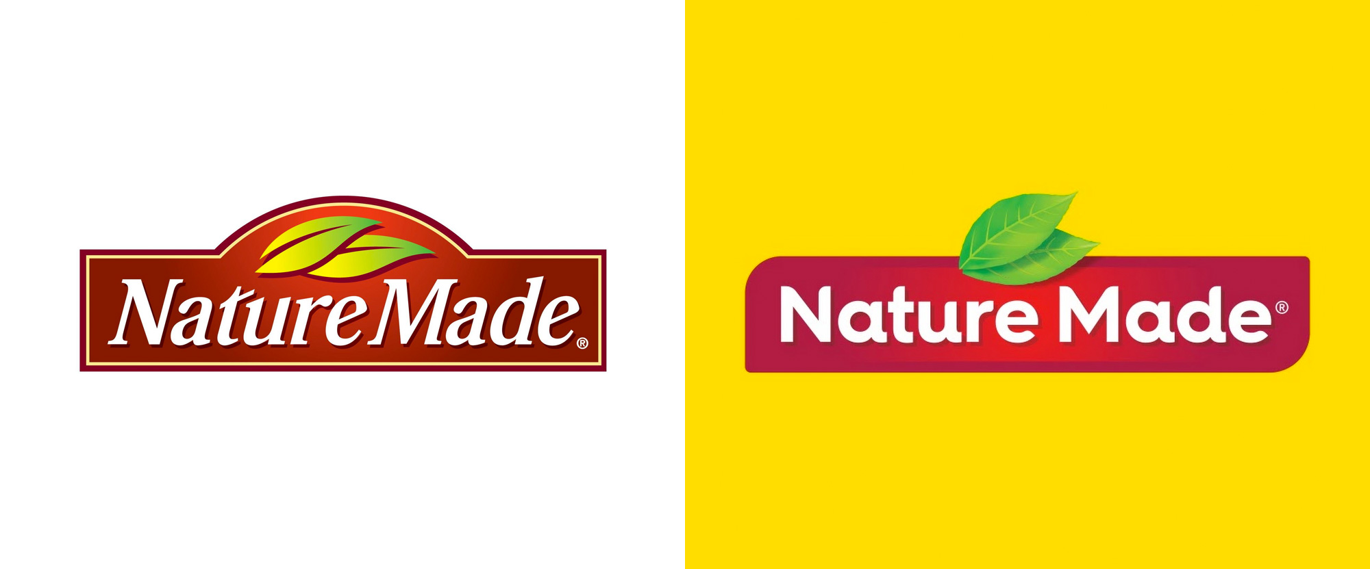 New Logo and Packaging for Nature Made