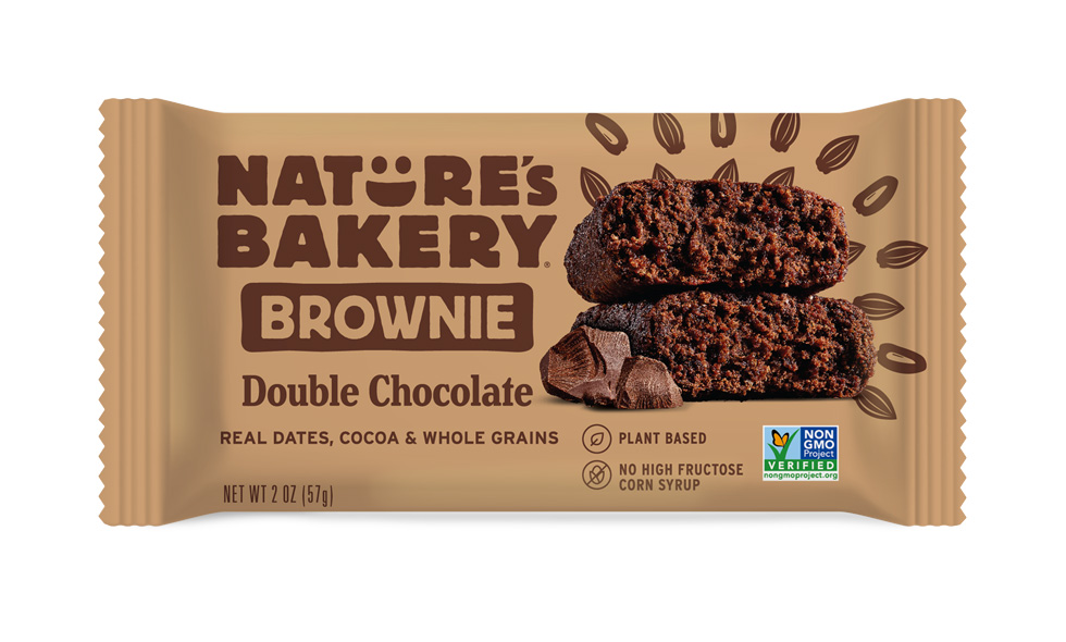 New Logo and Packaging for Nature's Bakery