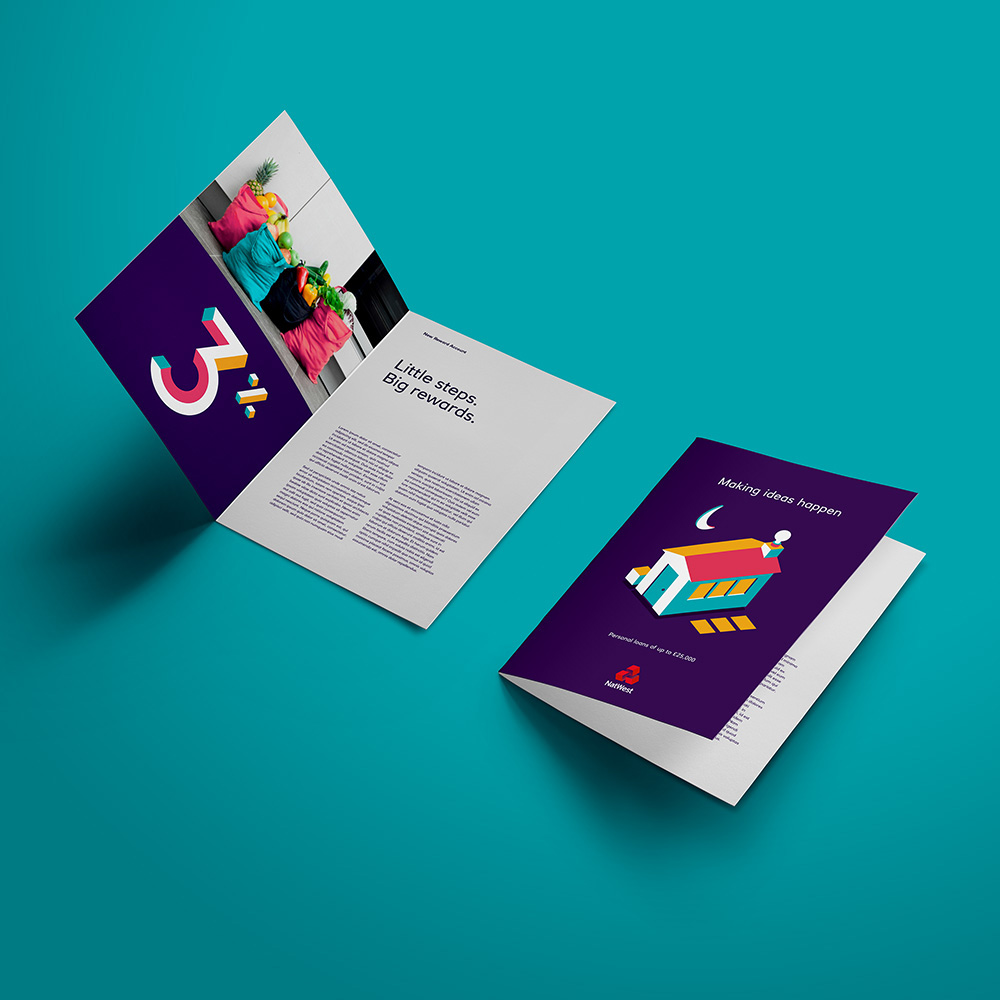 brand new  new logo and identity for natwest by futurebrand