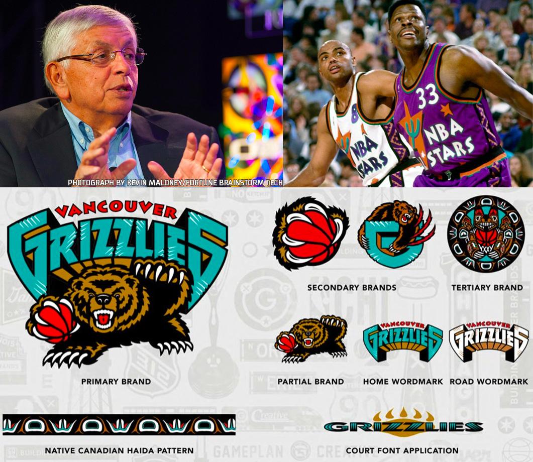 The Rise of NBA Branding