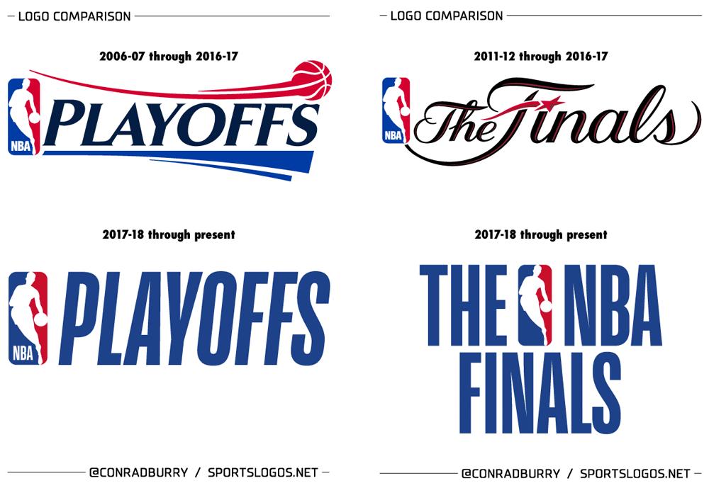 Brand New Nba Finals Playoff Look