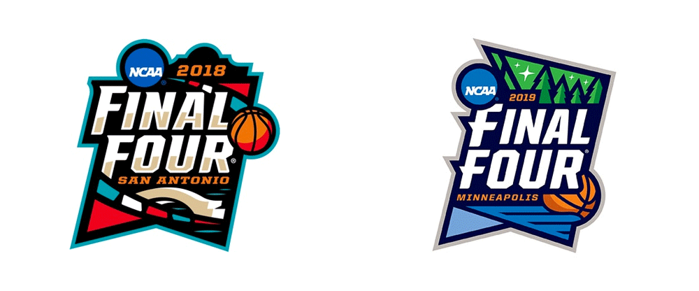 New Logo for NCAA 2019 Final Four