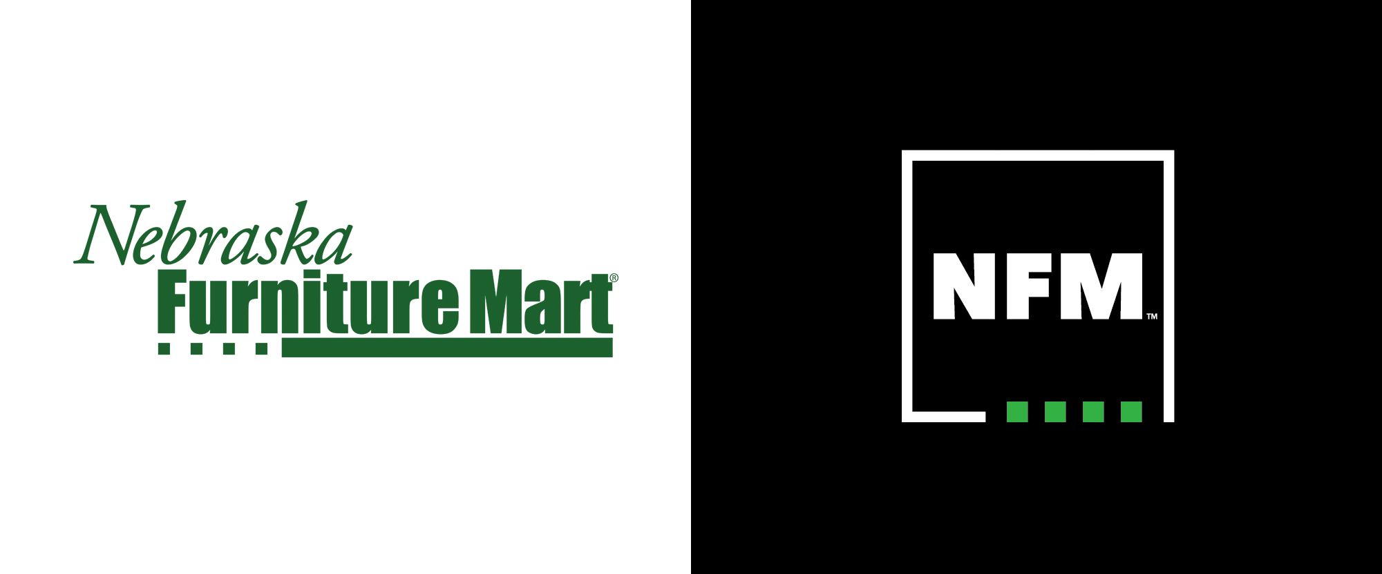 New Logo for Nebraska Furniture Mart