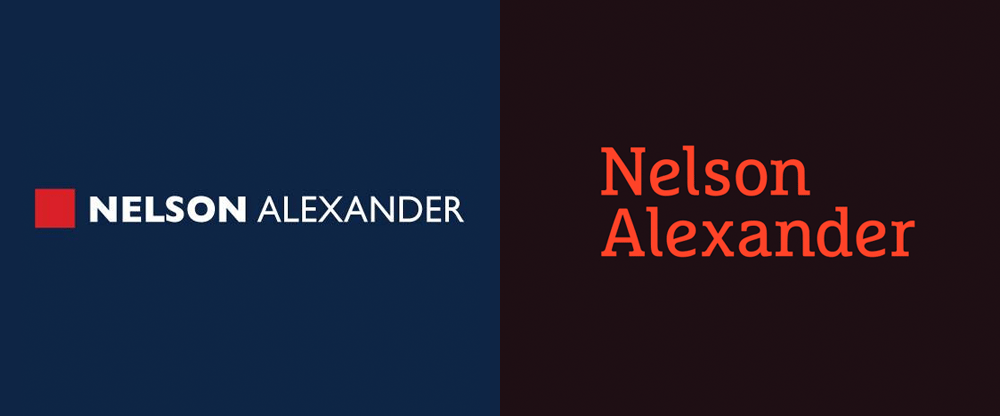 New Logo and Identity for Nelson Alexander by Yoke