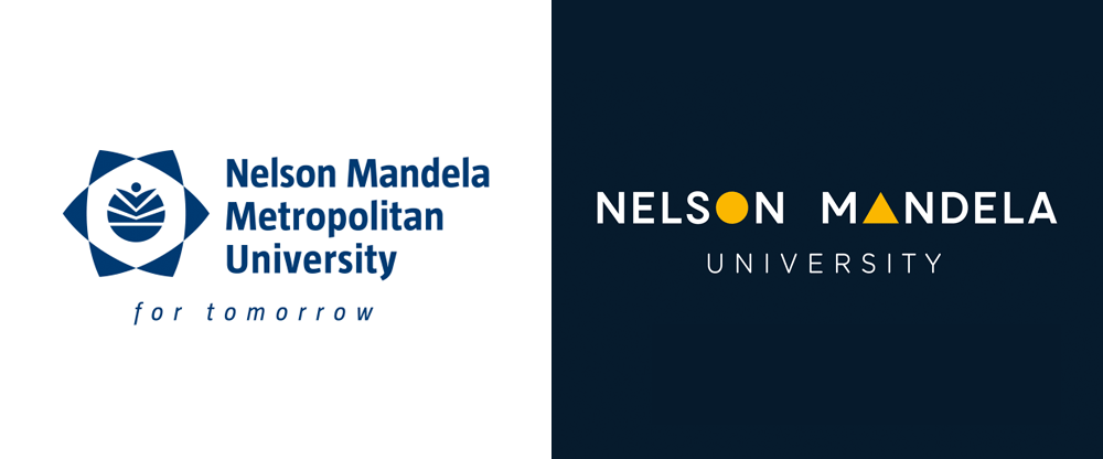 New Name and Logo for Nelson Mandela University