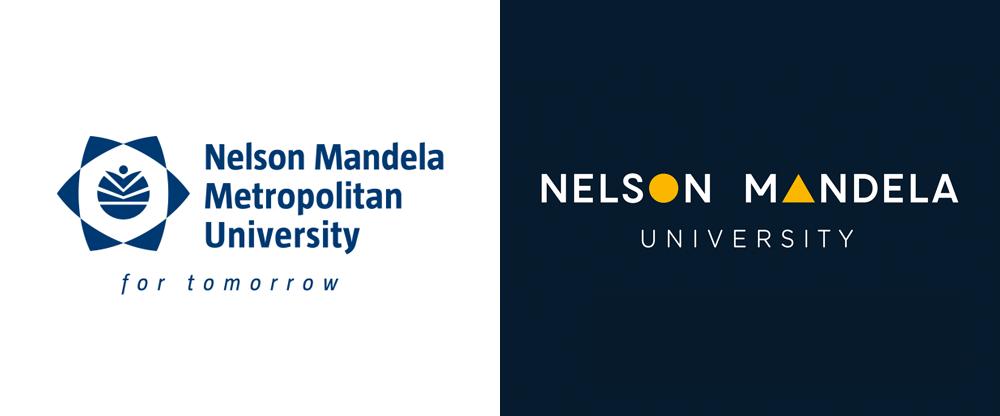 New Name and Logo for Nelson Mandela University