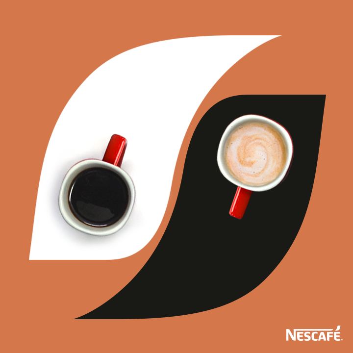 Brand New: New Logo and Global Branding for Nescafé by Various