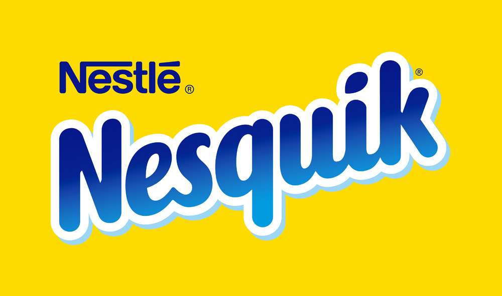 brand new new logo and packaging for nesquik by futurebrand