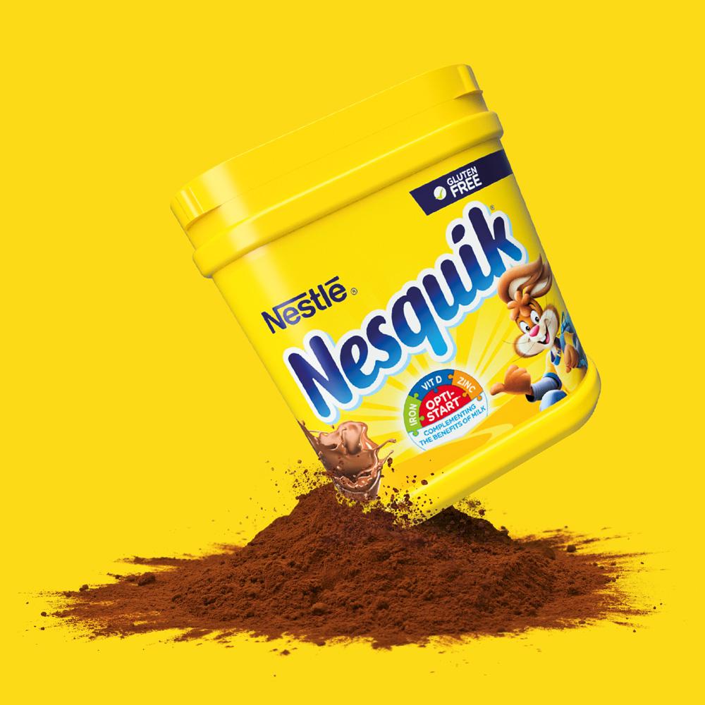 Afbeeldingsresultaat voor Nestlé Nes Quick (Jumbo.nl,2017) cacao poeder
