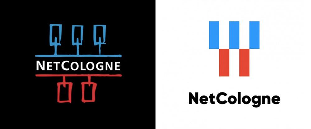 New Logo for NetCologne by Zum goldenen Hirschen