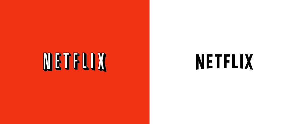 New Logo for Netflix