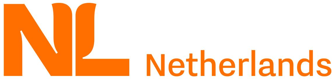 New Logo for Netherlands by Studio Dumbar