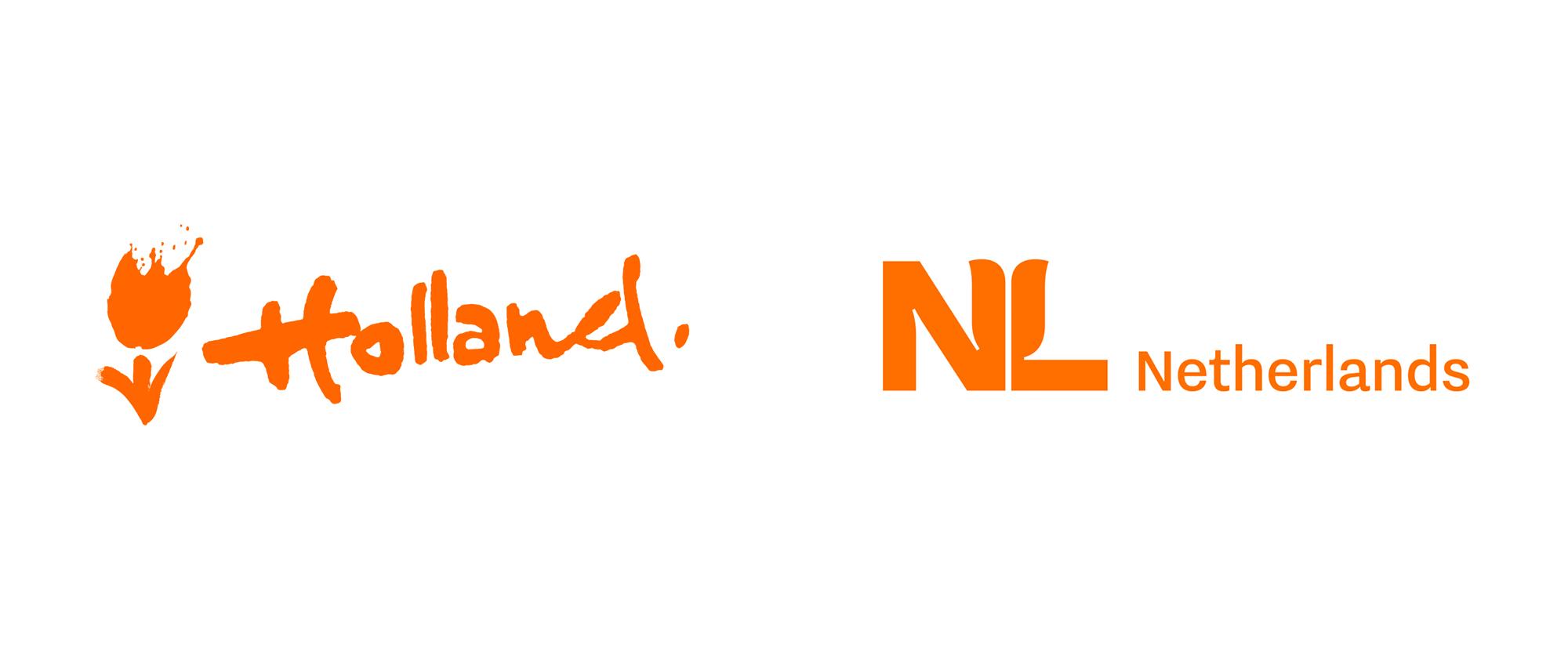 New Logo for Netherlands