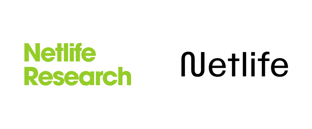 New Logo and Identity for and by Netlife