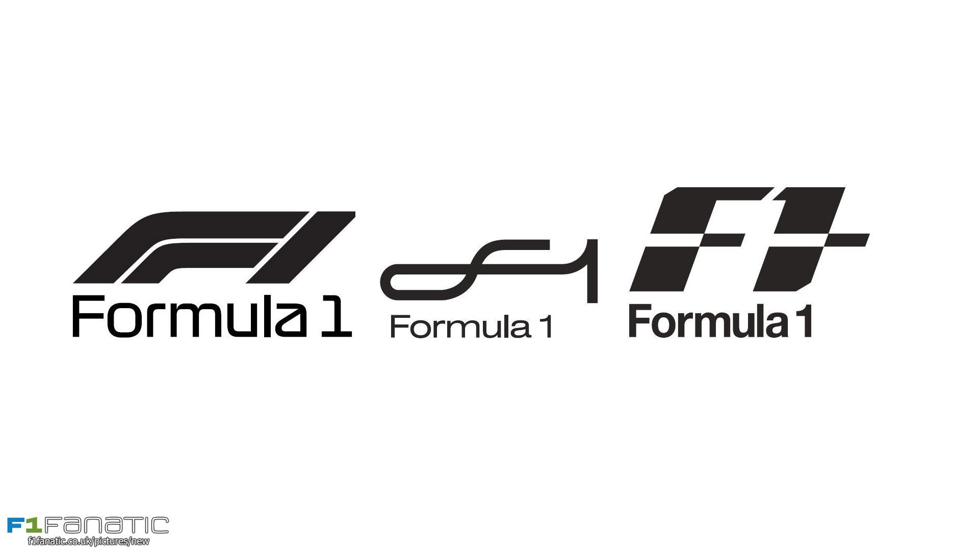 F1 Logo to Change?