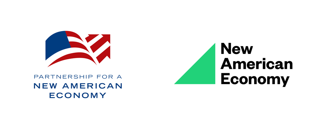 New Logo and Identity for New American Economy by Upstatement