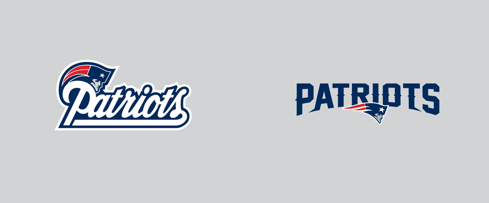 New Logo for New England Patriots
