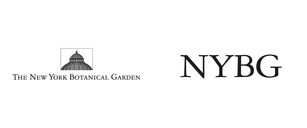 New Logo and Identity for New York Botanical Garden by Pentagram