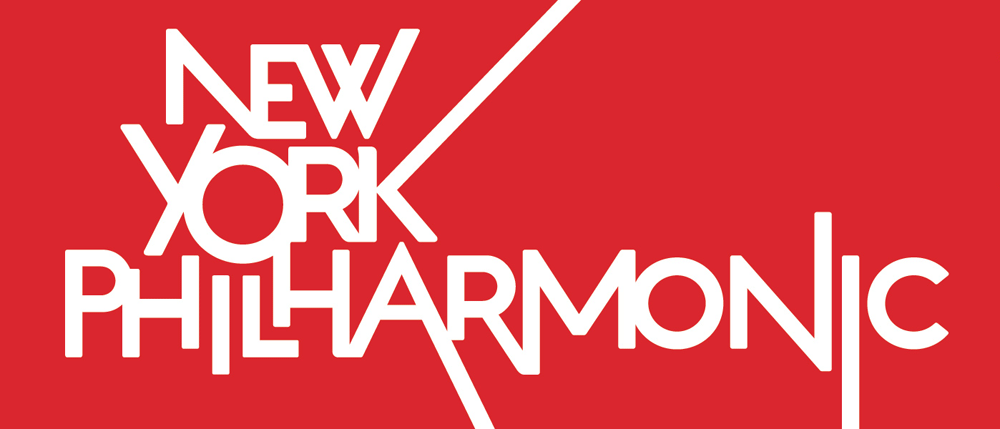New Logo for New York Philharmonic by MetaDesign