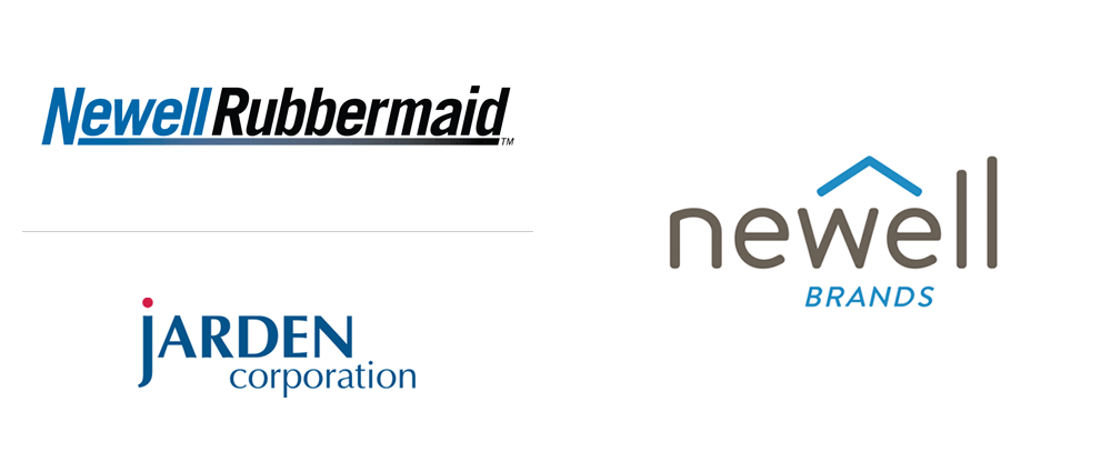 New Name and Logo for Newell Brands