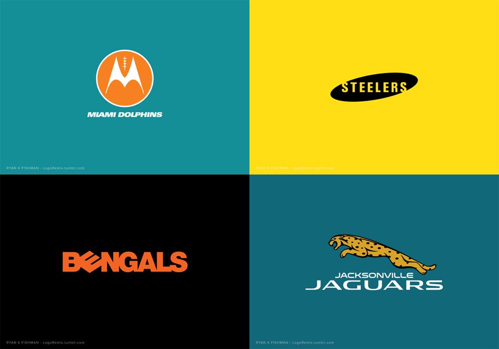 NFL Corporate Logos