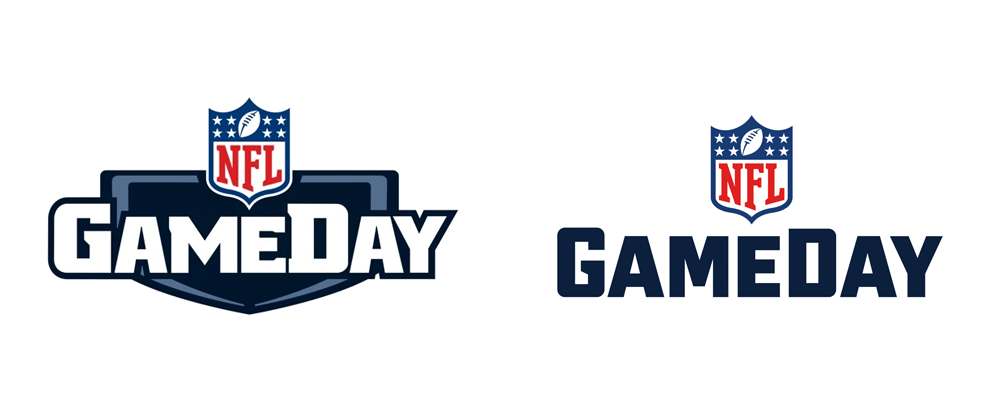 New Logo and On-air Look for NFL GameDay by Trollbäck+Company