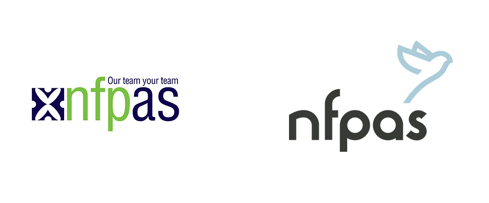 New Logo for NFPAS by Fig Tree Digital