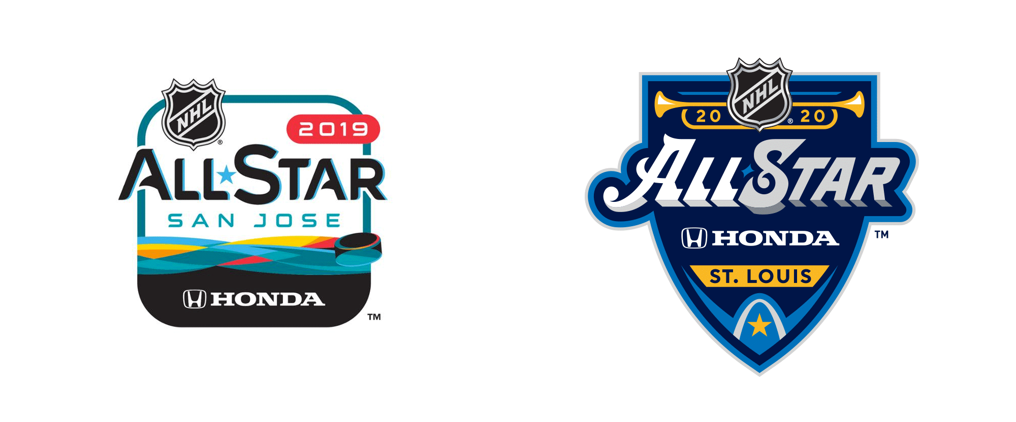 New Logo for 2020 Honda NHL All-Star