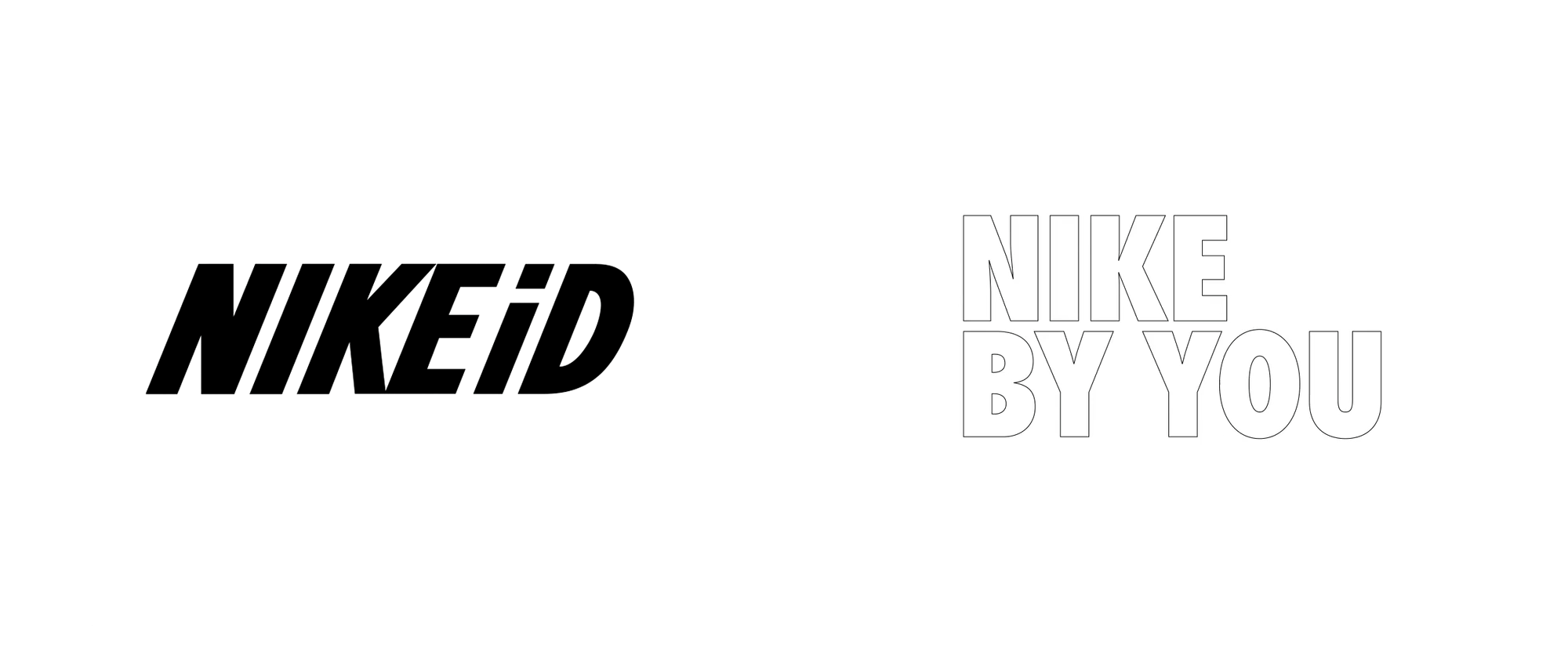 Logo and Identity for Nike by You by Gretel