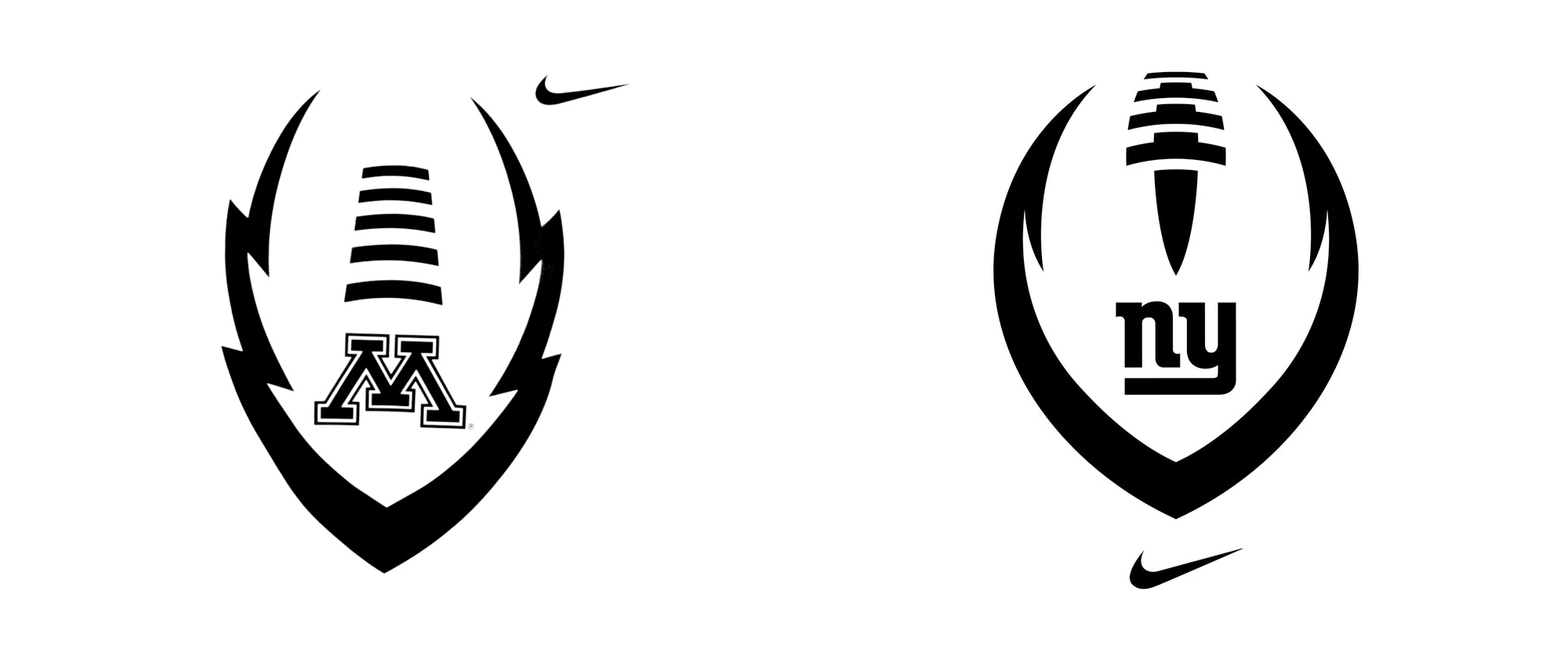 Lío contrabando manga  Brand New: New Logo for Nike Football by Lincoln Design Co.