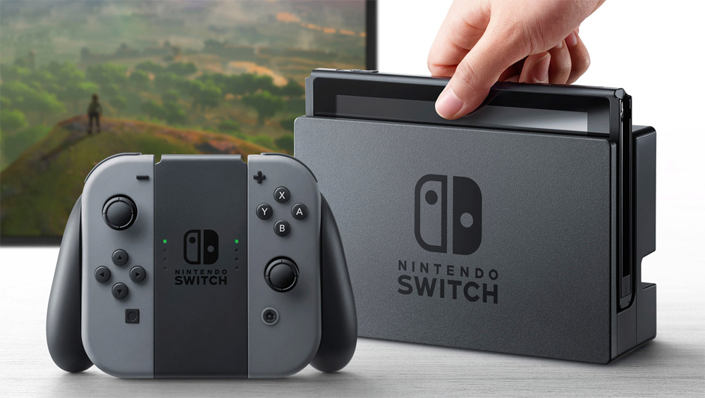 New Logo for Nintendo Switch