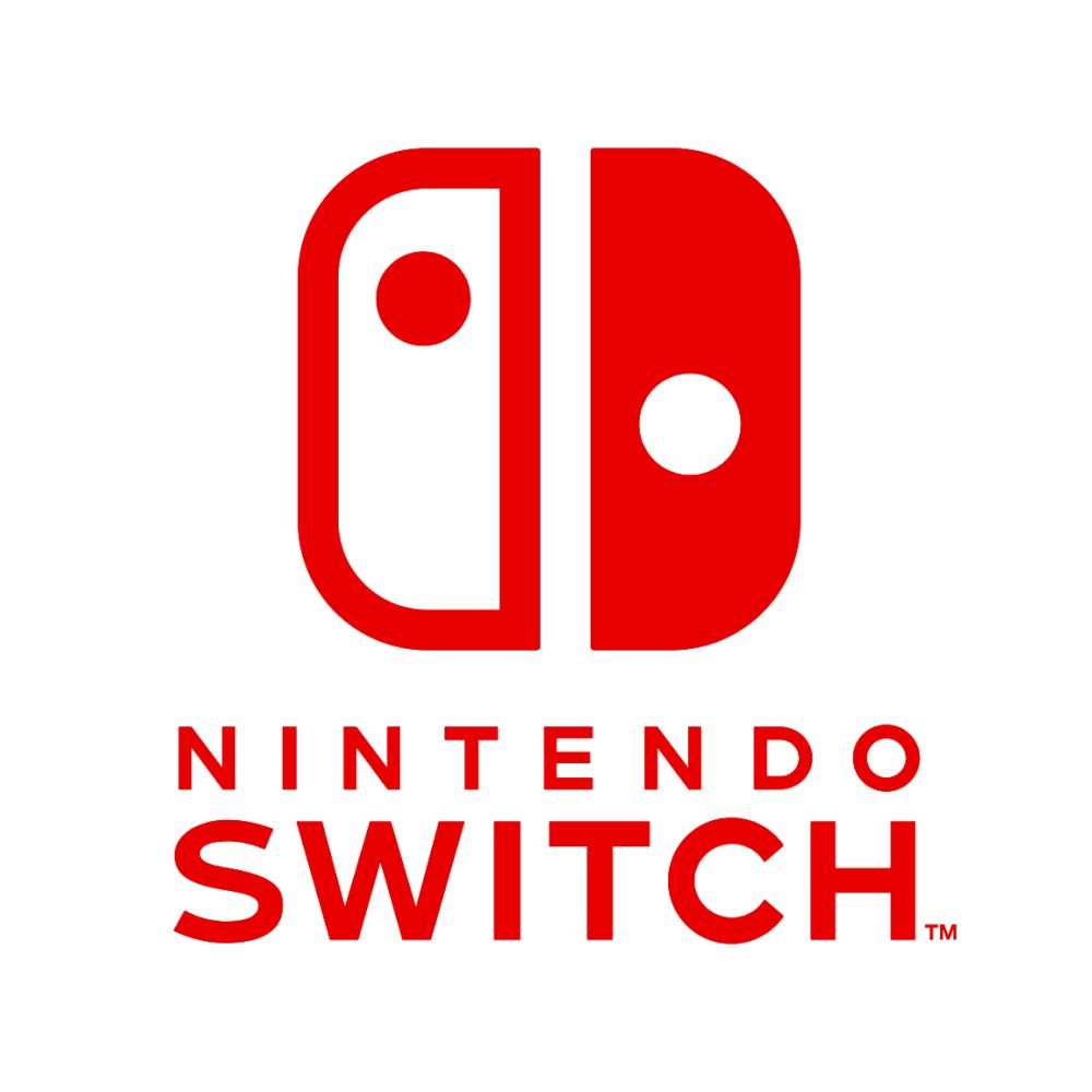 Znalezione obrazy dla zapytania nintendo switch logo